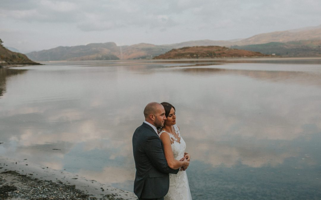 Antony + Lauren – Portmeirion Wedding